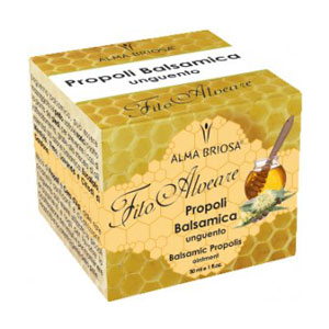 Balsamic Ointment with Balsamic Propolis and Beeswax