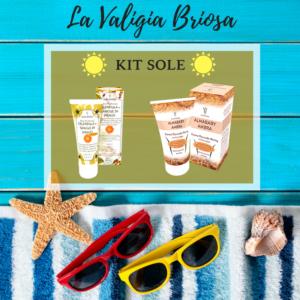 la valigia briosa kit sole